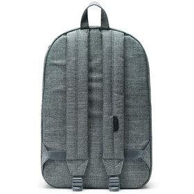 Herschel Heritage Backpack raven crosshatch/black